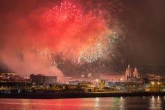 Catania Włochy, Luty, - 05, 2016 Świątobliwy Agatha Sicily Zdjęcia Stock