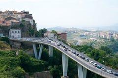 Catanzaro (Italie) Images libres de droits