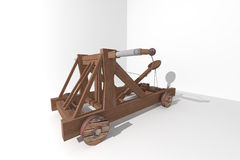 Catapult Royalty Free Stock Photos