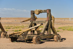 Catapult Royalty Free Stock Image