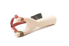 Catapult or slingshot Stock Photo