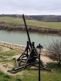 catapulte image stock