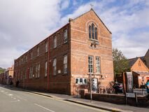 Catapultoo building St Helens Merseyside