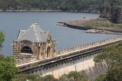 Cataract Dam Royalty Free Stock Images