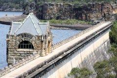 Cataract Dam Stock Photo