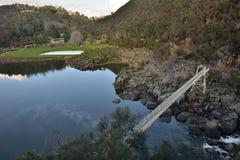 Cataract Gorge reserve Stock Photography