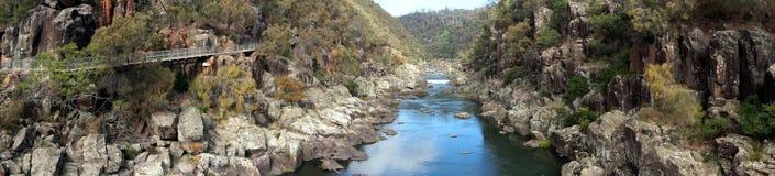 Cataract Gorge Reserve, Launceston Royalty Free Stock Images