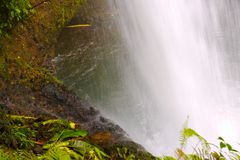 catarata costa losu angeles Paz rica fotografia stock