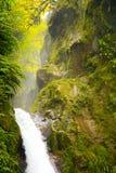 catarata costa rica la Paz zdjęcia stock