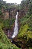 Catarata del托罗,哥斯达黎加 免版税库存图片