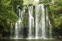 Catarata Llanos de Cortez Waterfall Στοκ εικόνες με δικαίωμα ελεύθερης χρήσης