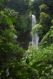 Catarata Zamora si schianta giù nel parco di Los Chorrs in Costa Rica fotografie stock