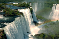 Cataratas 10 Stock Image