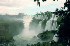 Cataratas 3 Image stock