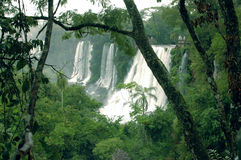 Cataratas Royalty Free Stock Photos