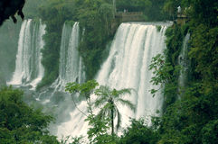 Cataratas   Photo stock