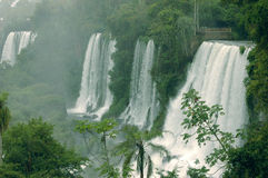 Cataratas   Photographie stock