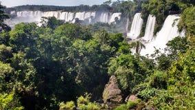 Cataratas de Iguazu Στοκ φωτογραφίες με δικαίωμα ελεύθερης χρήσης