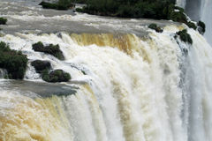 Cataratas del Iguazu, Iguassu waterfall Stock Photo