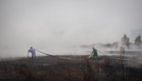 Catastrophe naturelle Photo libre de droits