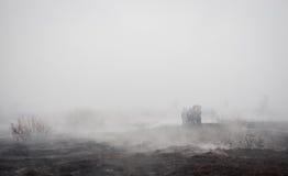 Catastrophe naturelle Images libres de droits