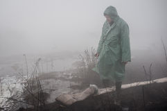 Catastrophe naturelle Images stock