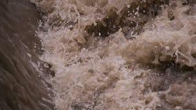 Catastrophic Floods stock video footage