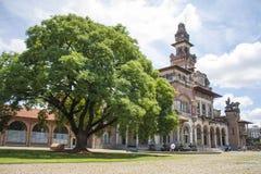 Catavento Museum - São Paulo, Brasilien Stockfotografie