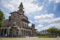 Catavento Museum - São Paulo, Brazil Royalty Free Stock Photo