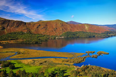 Catbells Royalty Free Stock Photos