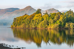 Catbells and Derwentwater in the English Lake District