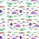 Catch all the fish royalty free stock photo