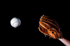 Catch the ball Royalty Free Stock Image