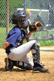 Catcher Royalty Free Stock Photo