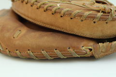 Catchers Glove Royalty Free Stock Photography