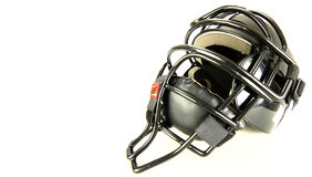 Catchers Helmet Royalty Free Stock Images