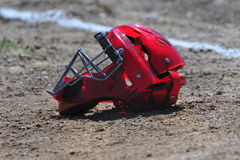 Catchers Mask Stock Photo