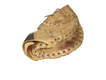 Catchers Mitt Royalty Free Stock Photography