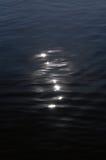 catchlights月亮水 库存照片