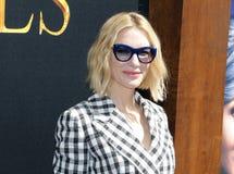 Cate Blanchett стоковые фотографии rf