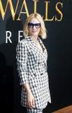 Cate Blanchett стоковое изображение