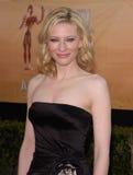 Cate Blanchett imagen de archivo