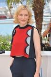 Cate Blanchett 图库摄影