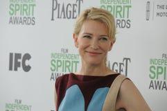 Cate Blanchett Imagem de Stock Royalty Free