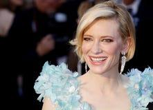 Cate Blanchett Fotografía de archivo libre de regalías