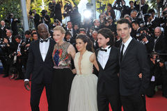 Cate Blanchett & America Ferrera & Djimon Hounsou & Kit Harington & Jay Baruchel Royalty Free Stock Photo