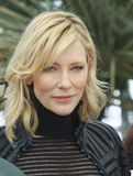 Cate Blanchett. Attends the 'Carol' Photocall during the 68th annual Cannes Film Festival on May 17, 2015 in Cannes, France Royalty Free Stock Photography