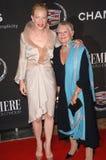 Cate Blanchett,Dame Judi Dench Stock Photography