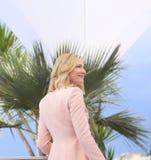Cate Blanchett deltar i photocallen för jury Arkivbilder