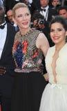 Cate Blanchett et America Ferrera Images stock